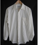 YVES SAINT LAURENT Mens Dress Shirt Size 15 1/2... - $9.99