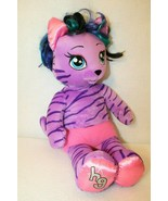 "Build A Bear Workshop Honey Girls Teegan Cat Plush Stuffed Animal 20"" - $24.95"