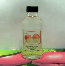 Macintosh Apple (Type) Reed Diffuser - $12.00