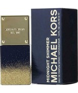 Michael Kors MIDNIGHT SHIMMER Eau De Parfum Perfume Spray Woman 30ml NIB - $69.50