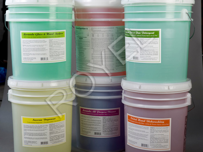 """Levanda All Purpose Cleaner """"Concentrated"""" 5 Gallon Pail - All purpose degreaser"""
