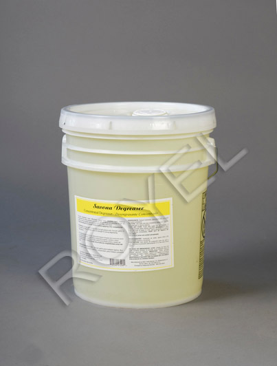 "Savona Degreaser ""Concentrated"" 5 Gallon Pail - Heavy Duty Commerical Grade"
