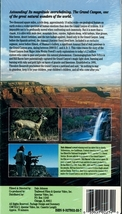 The Story of GRAND CANYON National  Park - VHS Tape image 2