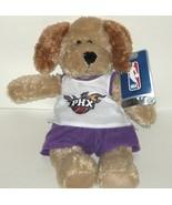 1/2 Price! NBA Plush Golden Dog Phoenix Suns New with Tag - $4.40