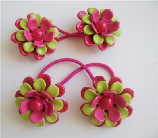 Primary image for Fancy Girls Hair Rubber Band Colorful Hair Band