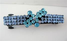 Sophisticated Sparkling Crystals Hair Clip - $14.70