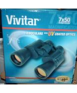 VIVITR BINOCULARS 7x50 MAGNIFICATION NIB - $58.00