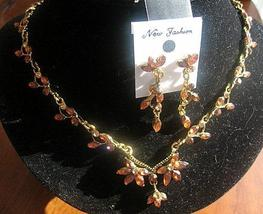 Sleek & Dainty Gold Plated Necklace Set - $31.60