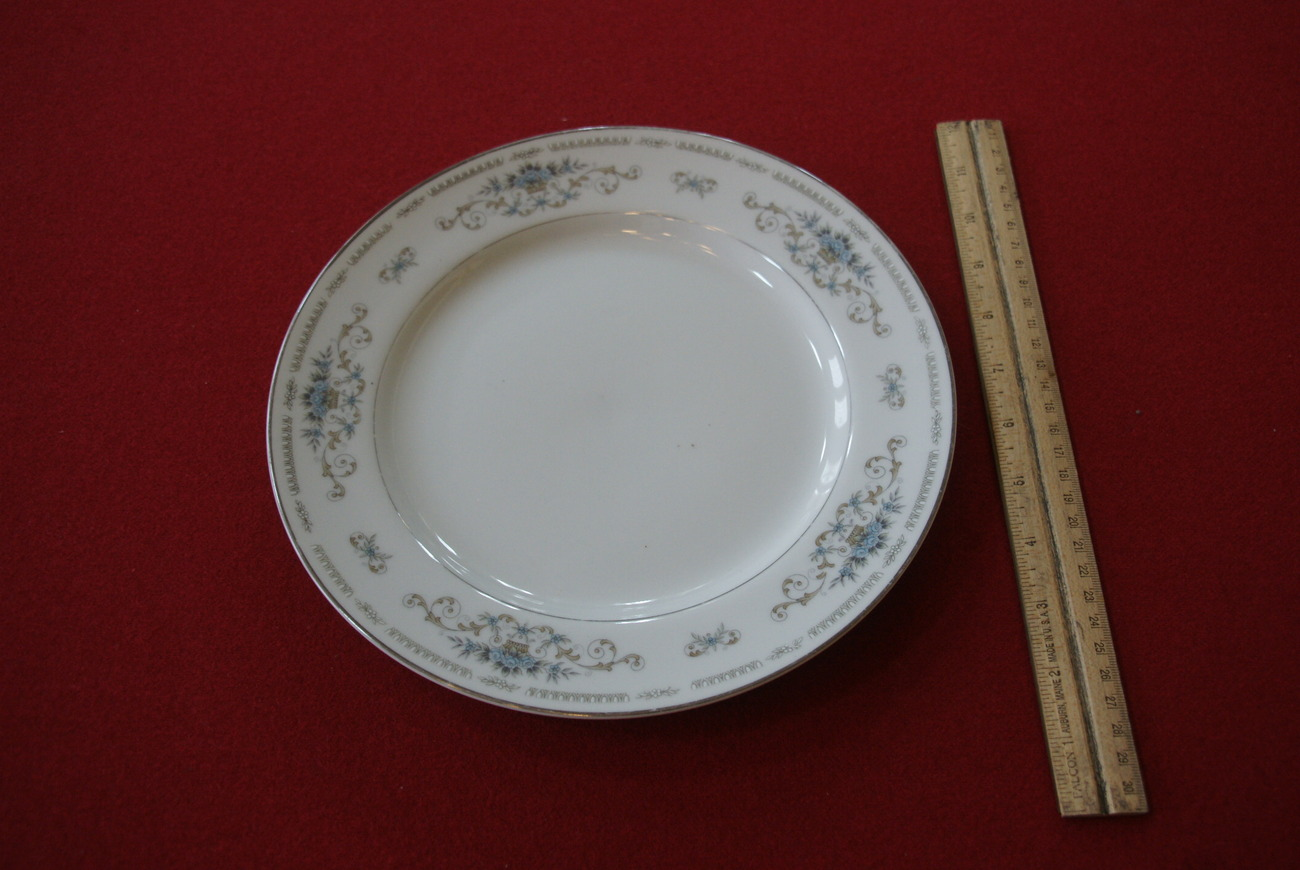 Diane China Dinner Plate - Japan