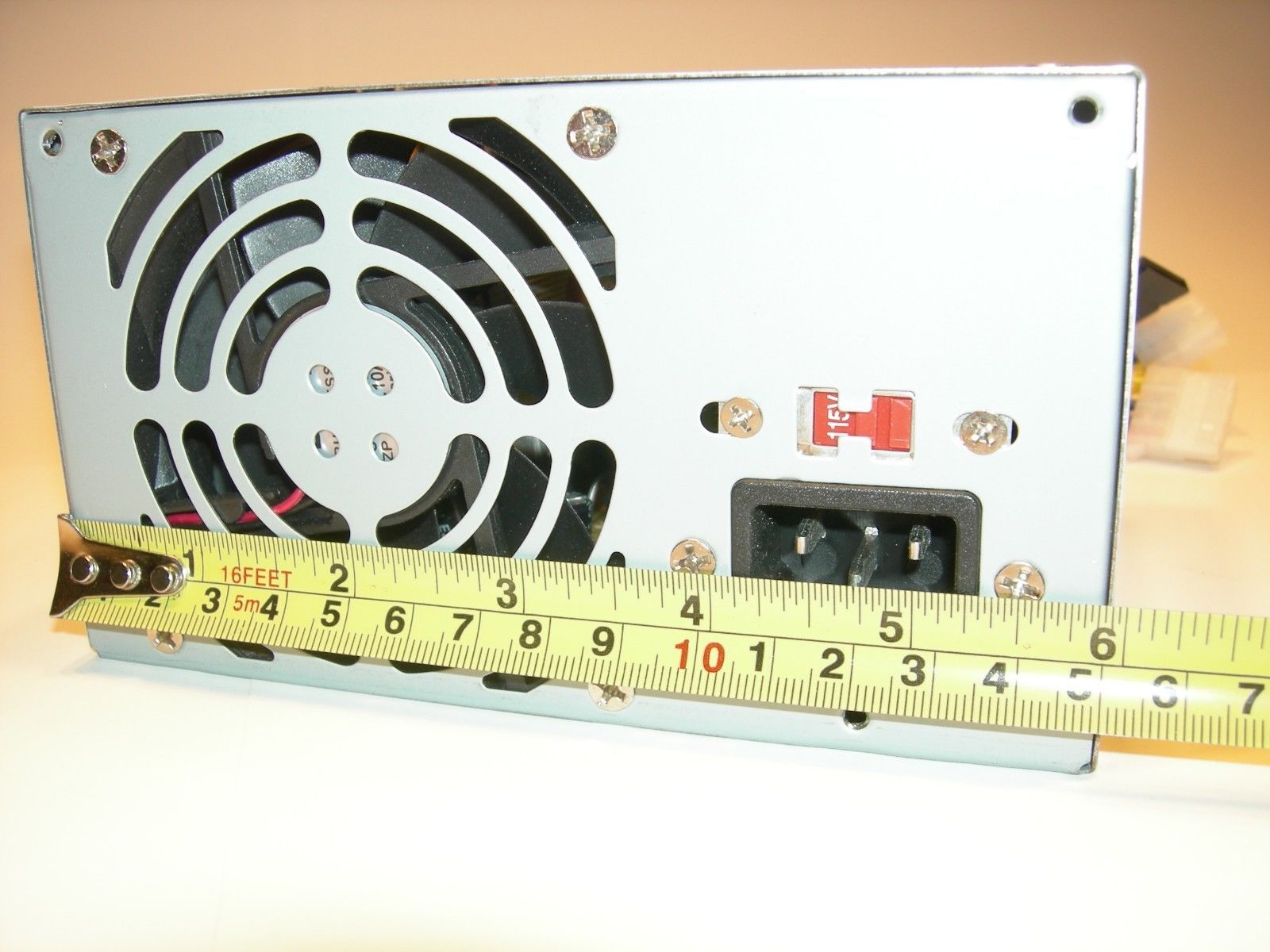 New PC Power Supply Upgrade for Sparkle ATX-300GUS Desktop Computer