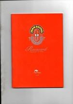 JOHN SMITHS GRAND NATIONAL RACECARD /PROGRAMME THURS 6TH APRIL 2006 EX COND - $5.61