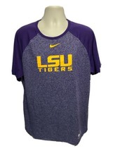 Nike Louisiana State University LSU Tigers Adult Purple XL Jersey - $19.80