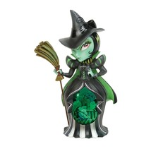 Enesco World of Miss Mindy Wicked Witch Light-Up 10 Inch Diorama 6004632 - $98.50