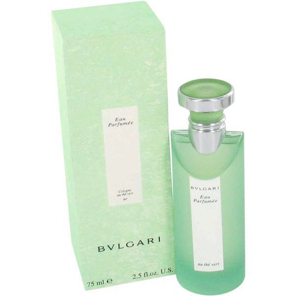 Bvlgari Eau Parfumee (green Tea) 2.5 Oz Cologne Spray