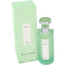 Bvlgari Eau Parfumee (green Tea) 2.5 Oz Cologne Spray image 1