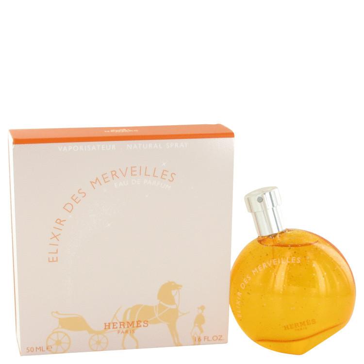 Hermes paris elixir des merveilles 1.7 oz edp perfume