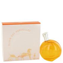 Hermes Elixir Des Merveilles Perfume 1.7 Oz Eau De Parfum Spray image 1
