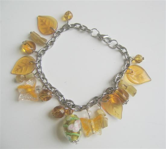 Stunning Summerish Dangling Affordable BRacelet Multi Beads Bracelet