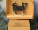 Cat tuxedo w spats bib standing tail up heidi ott gemjanes dollhouse miniatures 2 thumb155 crop