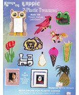 KOUNT ON KAPPIE PLASTIC TREASURES PLASTIC CANVAS LEFT-OVERS - $3.50
