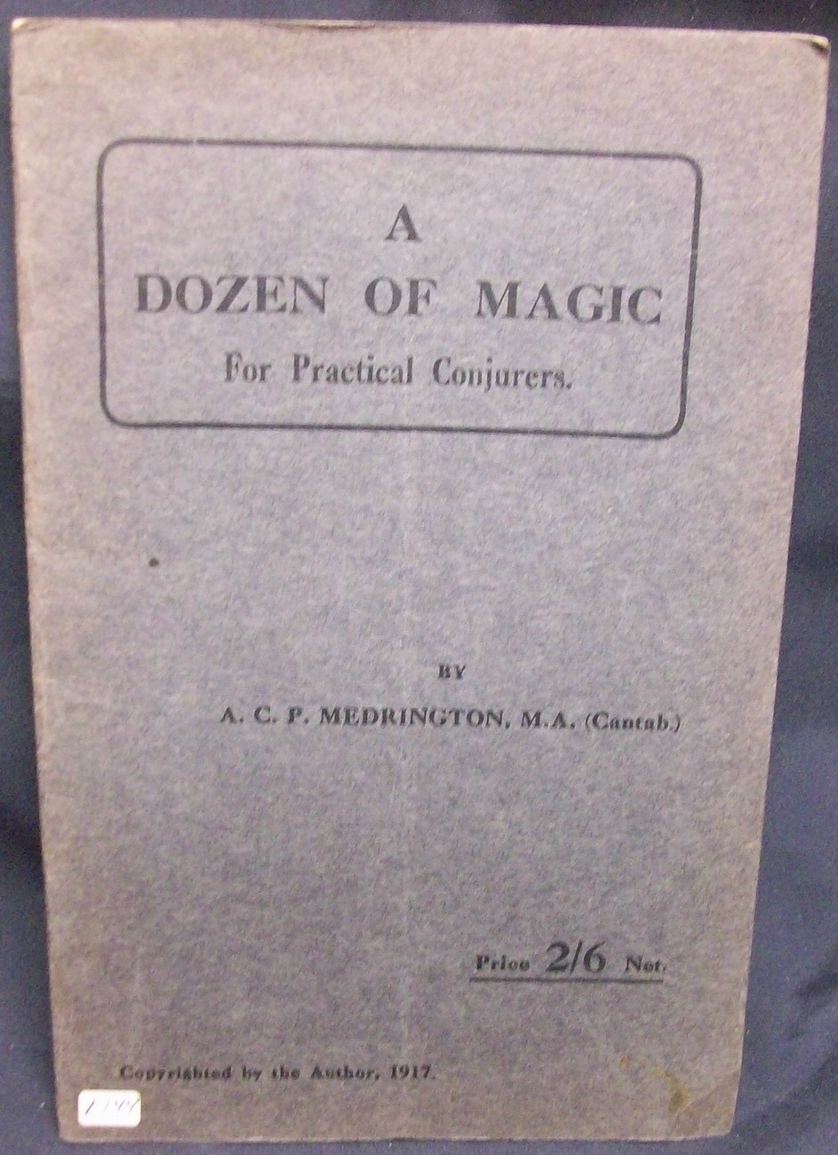 A Dozen of Magic by Medrington, A.C.P.