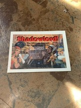 Shadowlord! board game Manual  Parker Brothers  role playing Game Manual... - £5.31 GBP