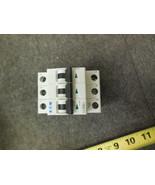 EATON FAZ-D25/3 Miniature Circuit Breaker 25A,D 15Ka 3P New - $79.19