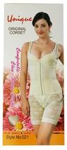 Women's Unique Classic Original Slimming Lace Corset #021 image 2