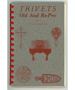 Trivets Old Re-Pro Hankenson book collecting antique vintage country - $17.00