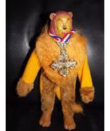 Vintage 1974 Mego Wizard Of Oz Cowardly Lion Do... - $34.99