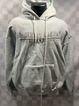 Boothbay Harbor Lincoln County Maine Hoodie Jacket Size L - $11.87