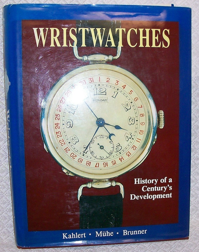 Wristwatches by Kahlert, Muhe, Brunner