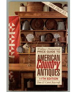 Wallace-Homestead Price guide American Country Antiques Raycolf collecting - $8.00