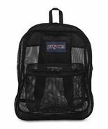 JanSport Mesh Pack Backpack Black - $29.69