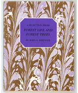 A Selection Forest Life Forest Trees Springer book NH Publishing gift 1970 - $9.99