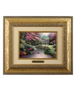 Thomas Kinkade Pools Of Serenity Gerahmt Pinselführung (Goldrahmen) - $88.94