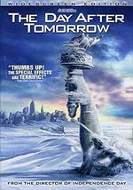 The Day After Tomorrow DVD - $2.00