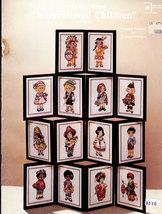CROSS STITCH INTERNATIONAL CHILDREN BOOK IV - $4.00