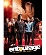 Entourage: The Complete First Season (DVD, 2005... - $7.95