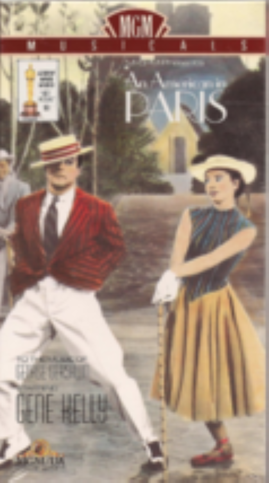 An American in Paris Vhs