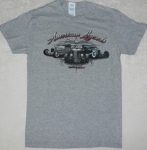 American Legend Built in the USA Gray T-Shirt - $9.99