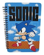 Great Eastern Entertainment Classic Sonic Softcover Notebook - $25.99