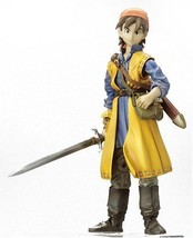 Play Arts Dragon Quest VIII Hero Action Figure Square Enix JP - £201.98 GBP