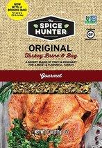 Spice Hunter Turkey Brine & Bag, Original, 11 Ounce - $14.84
