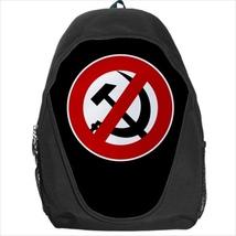 backpack school bag anticommunism hammer sickle - $39.79