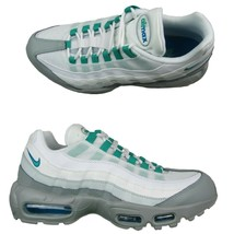 Nike Air Max 95 Essential Clear Emerald Size 10.5 Mens Running Shoes 749... - $128.65