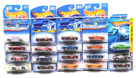 19 pc Hot Wheels Die Cast Metal Dodge + Chrysler Car Lot 1997 - 2008 Mat... - $40.19