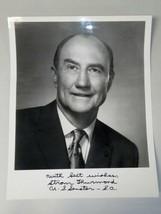 Senator STROM THURMOND Autograph - Signed & Inscribed Vintage 8 x 10 Pho... - $34.65
