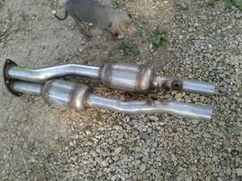 New Dual Exaust Pipe With Catalytic Converters image 4