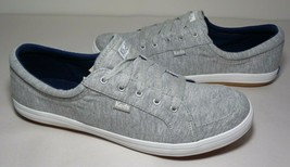 Keds Size 9.5 TOUR JERSEY Light Gray Sneakers New Women's Shoes - $68.31